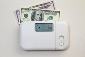 Good Deals Heating and Cooling programmable thermostat